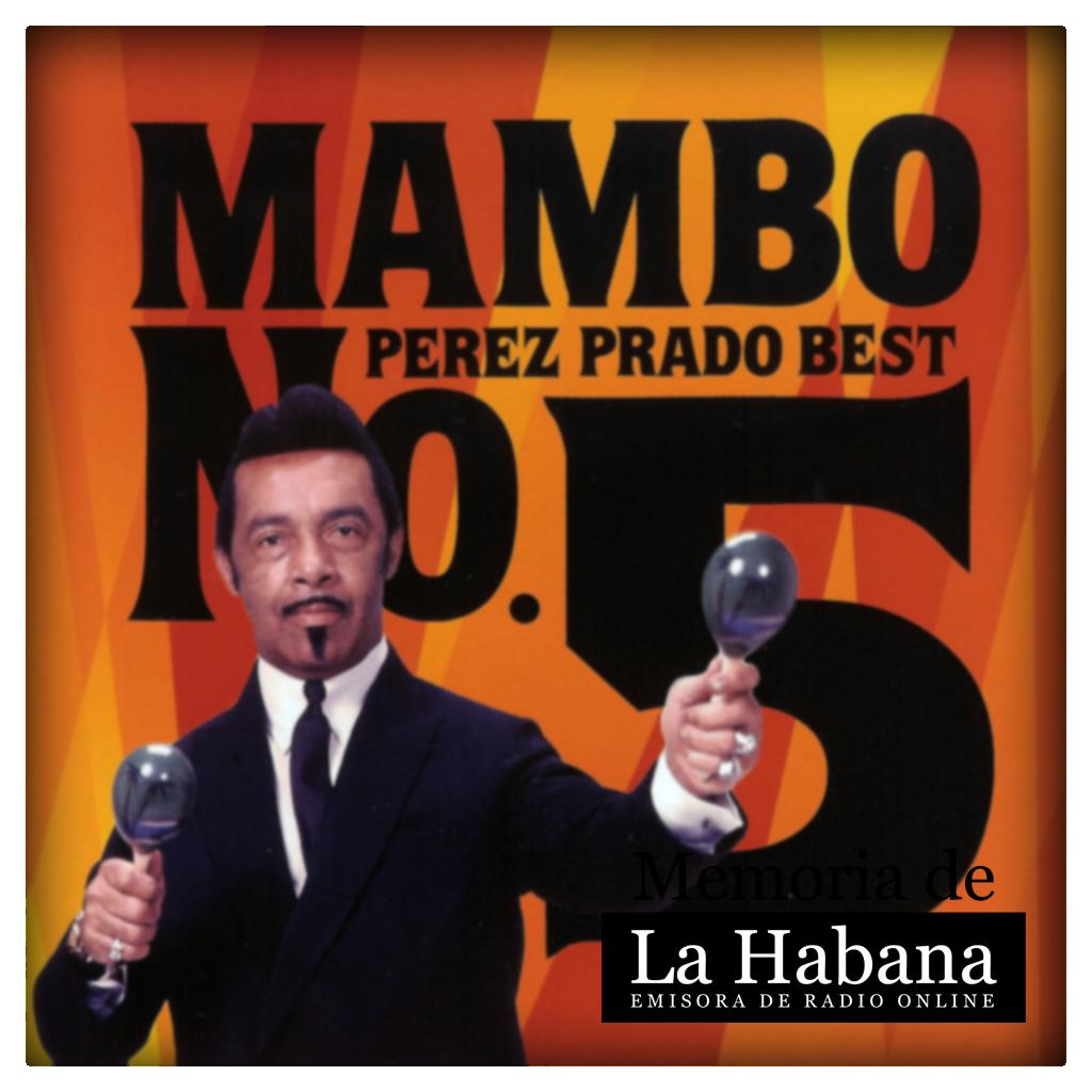 Dámaso Perez Prado