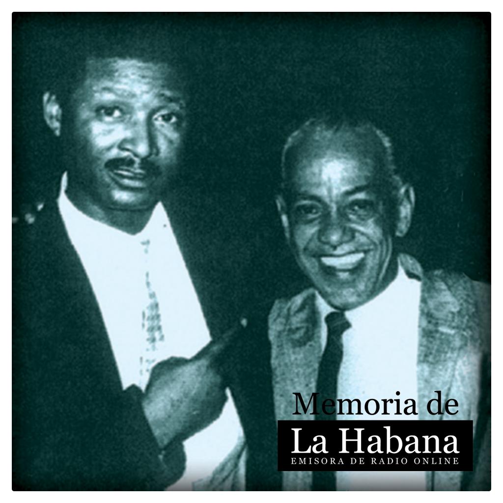 Benny More y Abelardo Barroso
