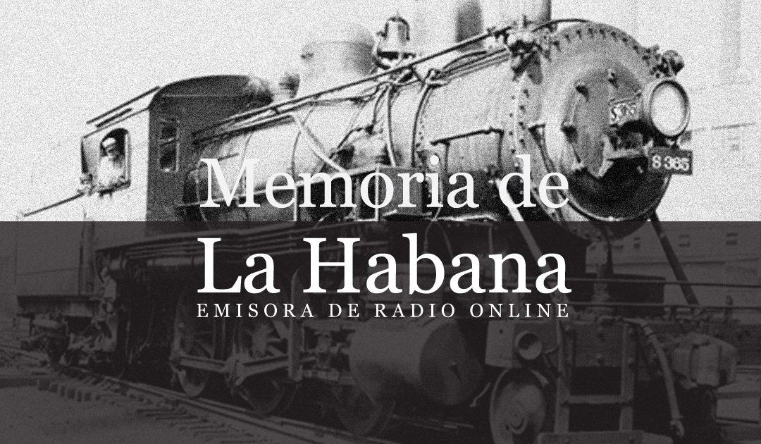 Trenes en Cuba